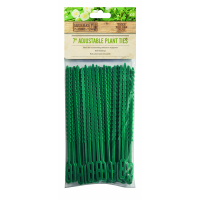 Adjustable Plant Ties 50 Pack