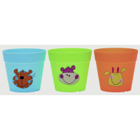 Briers Kids Jungle Plastic Pots