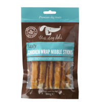 Chicken Wrap Nibble Sticks 100g