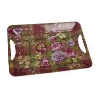 Creative Tops Tray With Handles Katie Alice Pattern: Highland Fling