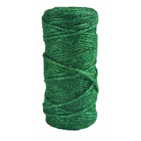 Green Jute Twine - Spool 100g