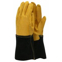 Glove Heavy Duty Gauntlet Ladies Medium