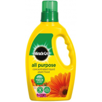 Miracle-Gro All Purpose Concentrated Liquid Plant Food 1Lt