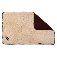 Scruffs Dog Snuggle Comfort Blanket Reversible Design 110x75cm