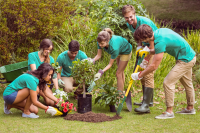 Join in the fun for Garden Re-Leaf Day and raise money for charity!