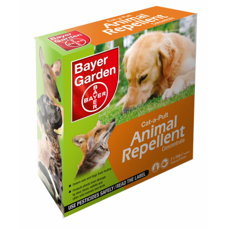 Bayer Animal Repellent Concentrate 2 x 50g Sachets