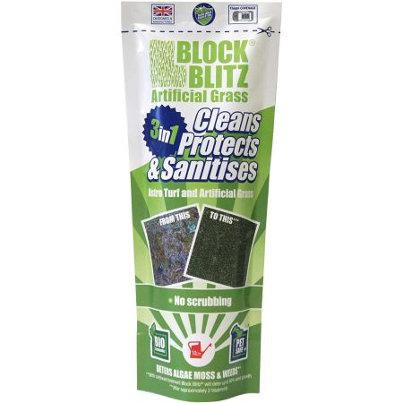 Block Blitz Artificial Grass 350G