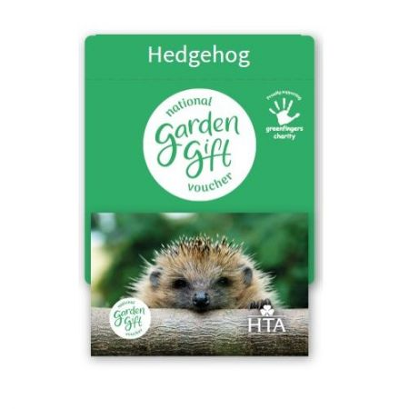 HTA Gift Card Hedgehog £10