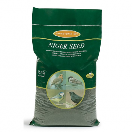 Johnston & Jeff Wild Bird Nigerseed 12.75kg