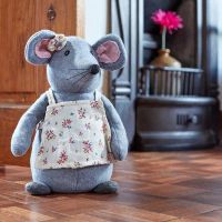 Mrs Mouse Doorstop - image 2