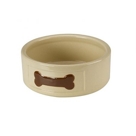 Petface Ceramic Dog Bowl Medium 20Cm