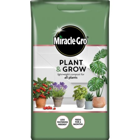Plant & Grow Compost 6Lt Miracle Gro