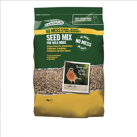 No Mess Seed Mix Y 4kg
