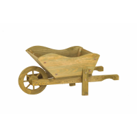 Woodland Wheelbarrow Planter - image 1