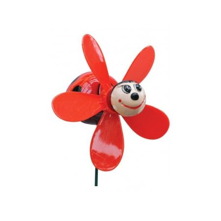 Red Ladybird Fun Spinner