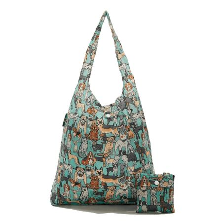 Shopper Dogs Teal