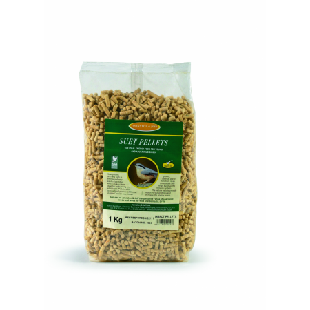 Suet Pellets with Insects 5kg