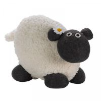 Woolly Sheep Doorstop - image 1